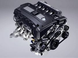 Двигатель N53B25