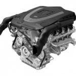 Двигатель M273 KЕ46