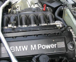 Двигатель S50B30