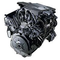 Двигатель 6G74