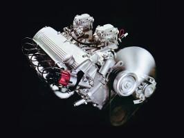 Двигатель М30B35