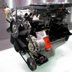 Двигатель M30B30