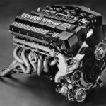 Двигатель BMW S38