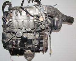 Двигатель F22B / F22C