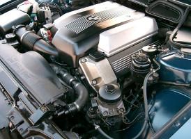 Двигатель M62B44