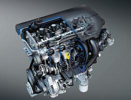 Двигатель Duratec HE 2.0/MZR LF