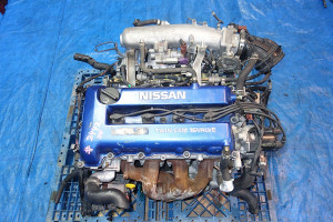 Двигатель SR16VE