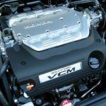 Двигатель J35A