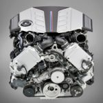 Двигатель N63B44