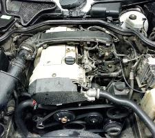 Двигатель M111 E23 / E23 ML
