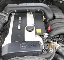 Двигатель M104 E32