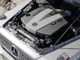 Двигатель M273 E55 / E46
