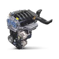 Двигатель Renault K4M 1.6 л