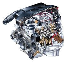 Двигатель M112 E32