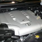 Двигатель 3UZ