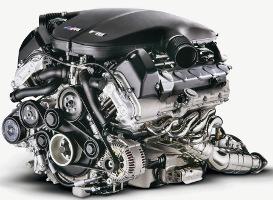 Двигатель BMW S85B50