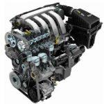Двигатель F4R