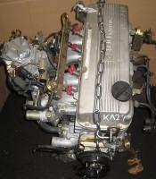 Двигатель KA24DE/E