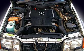 Двигатель M119 E42