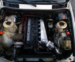 Двигатель M20B25