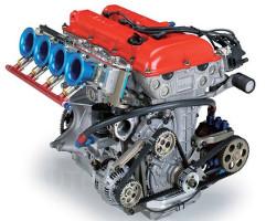 Двигатель SR20DE/DET/VE/VET
