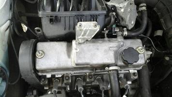 Двигатель Ваз  21116 1,6л