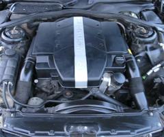 Двигатель M112 E28