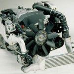 Двигатель  M111 E20 / E20 ML