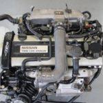 Двигатель RB20DE/DET/E/ET