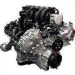 Двигатель VK56DE
