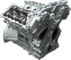 Двигатель VQ40DE