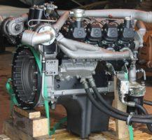 Двигатель Mercedes OM422