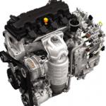 Двигатель R20A
