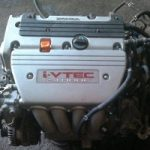 Двигатель K24A (Z, Y, W)