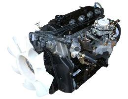 Двигатель 4G64