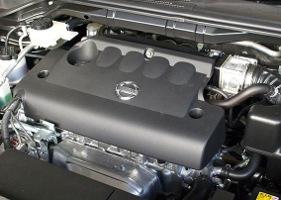 Двигатель QR20DE