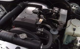 Двигатель M111 E18
