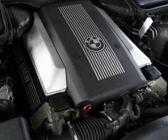 Двигатель BMW M62B35