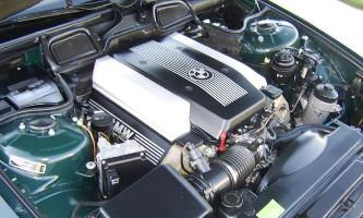 Двигатель BMW M62B46