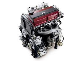 Двигатель 4G63T