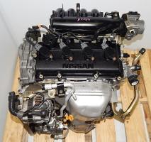 Двигатель QR25DE