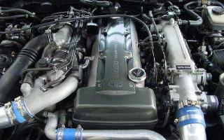 Двигатель 2JZ
