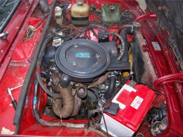 Двигатель ВАЗ 2103 1.5