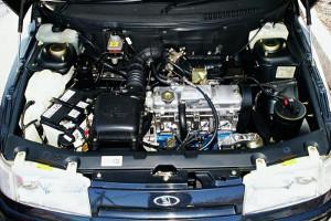 Двигатель ВАЗ 21114 1,6л