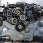 Двигатель EZ30