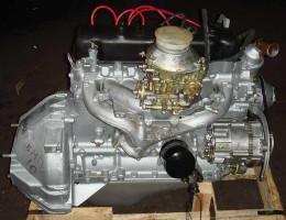 Двигатель УМЗ 417