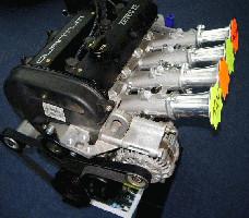 Двигатель Duratec 16V Sigma (Zetec-SE)