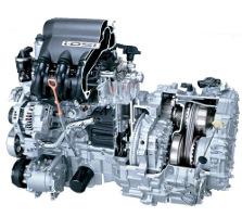 Двигатель L13A/L13B