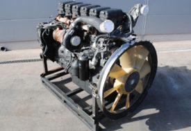 Двигатель Scania DC11