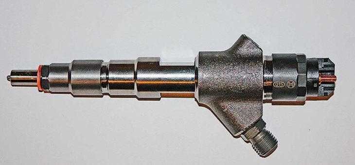 Устройство форсунки двигателя